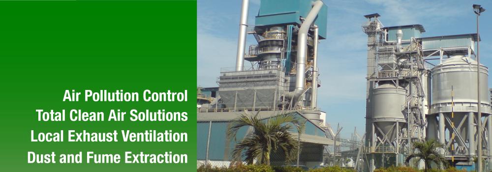 Air Pollution Control Equipment | Local Exhaust ...